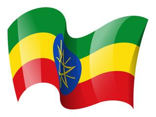 Ethiopia flag - Ethiopian flag