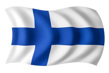Finland flag - Finnish flag