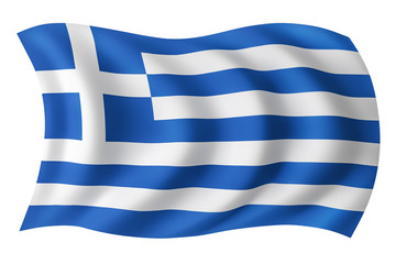 Greece flag - Greek flag