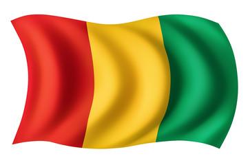 Guinea flag - Guinean flag