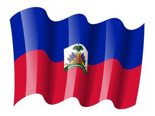 Haiti flag - Haitian flag