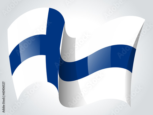 Finland flag - Finnish flag