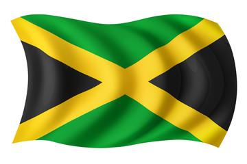 Jamaica flag - Jamaican flag