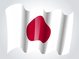 Japan flag - Japanese flag