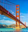 Golden Gate, San Francisco, California, USA.