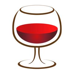 Weinglas - Icon