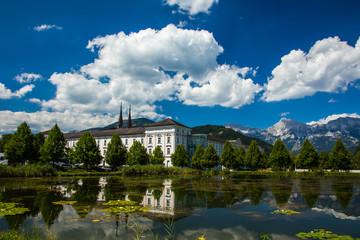 Austria Admont monastery