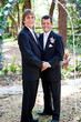 Gay Wedding Couple - In Love