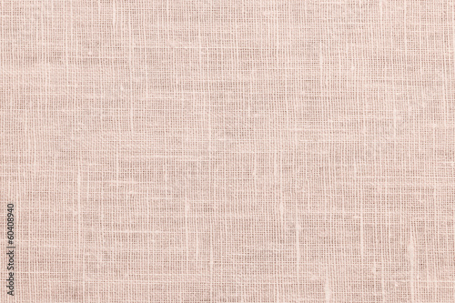 Pink linen fabric background