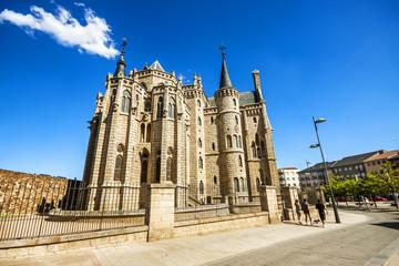 Gaudi Palace, Astorga, Pilgrim route to Santiago de Compostela
