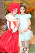 Girl and Red Queen