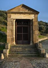 Alcantara  temple