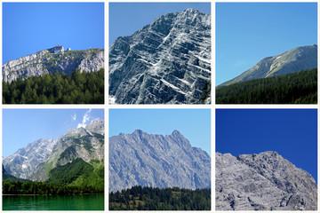 WATZMANN ( 2713 meter ) - Berchtesgadener Land