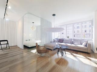 Luxuriöse Stadt Wohnung