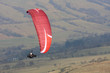 paraglider in Brecon Beacons - 60418762