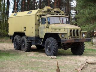 Miltär LKW 06
