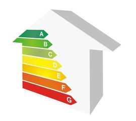 energy house 3D