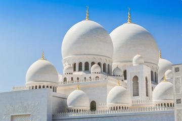 Abu Dhabi Sheikh Zayed White Mosque