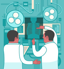 Collaboration in medicine