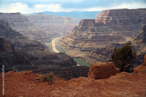 Grand Canyon and Colorado river, National Park, Arizona, USA