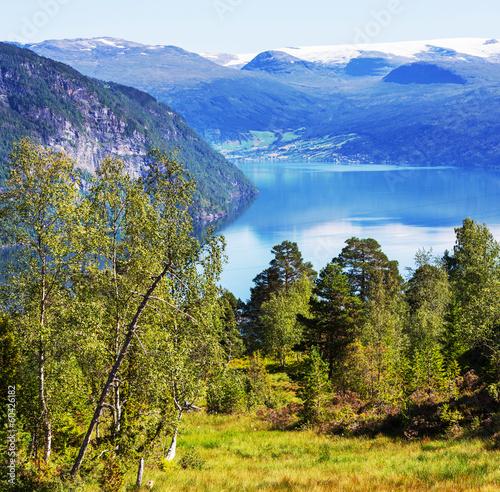 Lake in Norway - 60426182