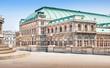 Wiener Staatsoper (Vienna State Opera) in Vienna, Austria
