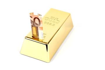 Geldanlage in Gold