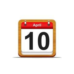 10 de abril