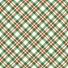 Muster karo grün rot  #140118-svg02