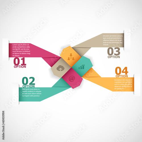 arrow infographics
