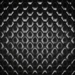 Black padding background