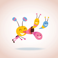 bug character