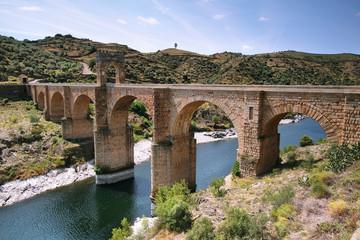 Alcantara roman bridge