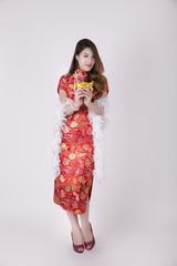 Cheongsam dress