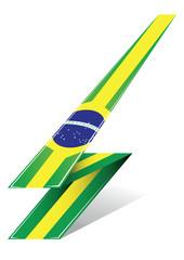 brazil arrow