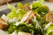 Healthy Green Organic Caesar Salad - 60435560