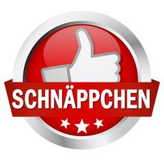 """Button mit Banner """" SCHNÄPPCHEN """""""