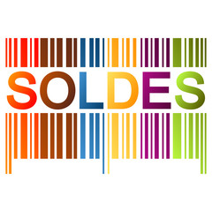 Strichcode SOLDES