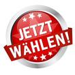 """Button mit Banner """" JETZT WÄHLEN! """""""