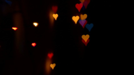 Heart lights