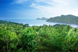 View from view point of  Phi-Phi island in Thailand