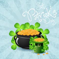 St. Patricks Day Background