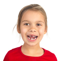 Gap-Toothed Girl