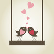Bird of love9