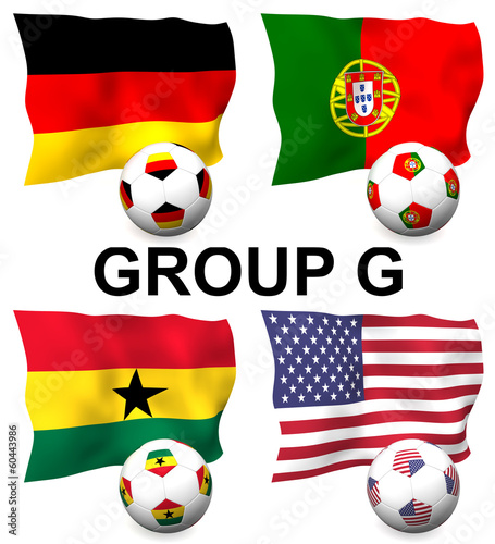 Group G Football