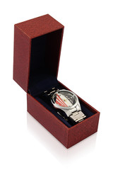 Wristwatch with Gift Box
