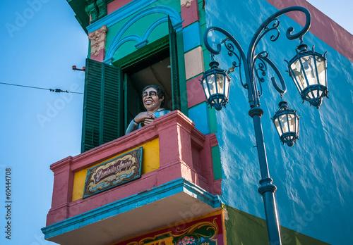 La Boca neigborhood, Buenos Aires, Argentina - 60444708