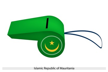 A Whistle of Islamic Republic of Mauritania
