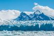 Blue ice of Perito Moreno Glacier, Argentina