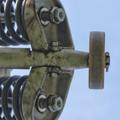 chair lift pulley